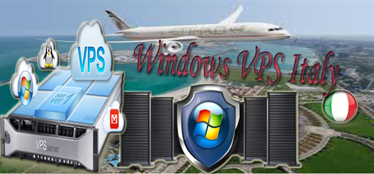 Windows VPS Italy