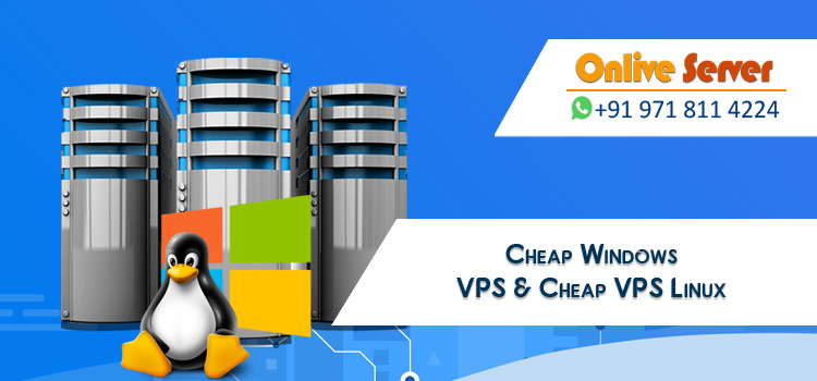 Linux - Windows VPS Server
